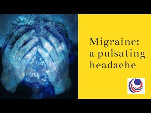Migraine: a pulsating headache