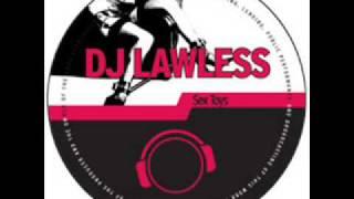 DJ Lawless - Sex Toys