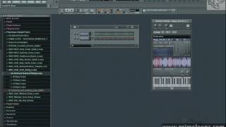 FL Studio Tutorial - Making Dirty South Beats -  Orchestra Slicing