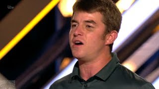 The X Factor UK 2017 Anthony Russell Auditions Full Clip S14E01