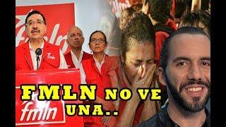 Nayib Bukele pone en su lugar al FMLN y a China