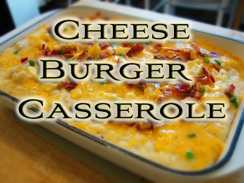 BACON CHEESEBURGER CASSEROLE!!! Tasty Tuesday 26