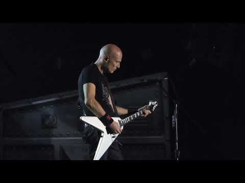 Accept live in Montevideo, Uruguay - Shadow Soldiers/Guitar Solo/Neon Nights/Princess - (19/11/2017)