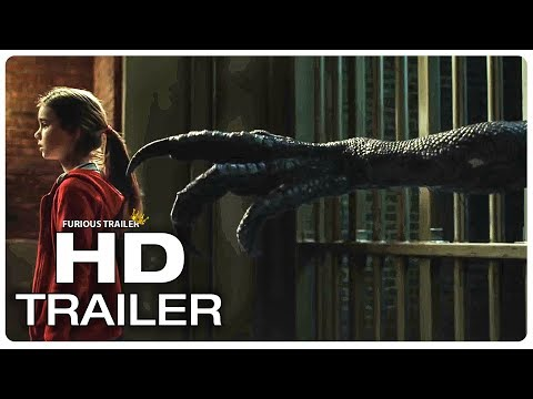 JURASSIC WORLD 2 Indoraptor Attacks Little Girl Trailer (NEW 2018) Jurassic Park Movie HD