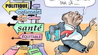 """Rencontres Hinnovic """"Savoir partager le savoir"""" - Valéry Ridde sur les caricatures"""