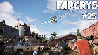 FAR CRY 5 : #025 - Tod von Oben - Let's Play Far Cry 5 Deutsch / German