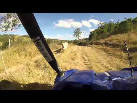 A day in the life on a QLD cattle station (Go Pro Hero 3+ silver)