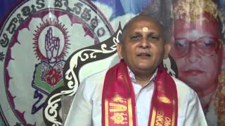Eesavasyopanishad : Day02 : Shanti Mantram : By Sri Chalapathirao : Isavasya Upanishad
