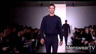 Calvin Klein Menswear AW13 2014 Runway Show Autumn Winter Thumbnail