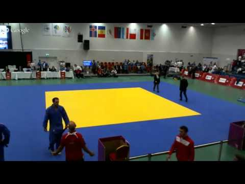 16TH GAMES OF THE SMALL STATES OF EUROPE - JUDO (mat 1)