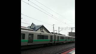 2019/7/19北海道小樽朝里車站(JR 朝里駅/あさり/Asari)(5)