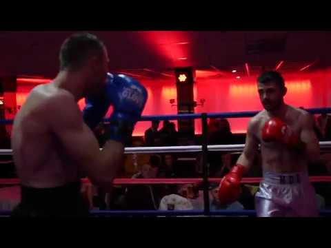 Love Of The Glove | Dudley 22nd November | Fight 4 | Charity White Collar Boxing