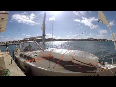 Sailing Bermuda to Tortola