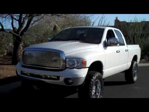 Lifted Dodge Ram >> Lifted 2003 Dodge Ram 1500 - YouTube