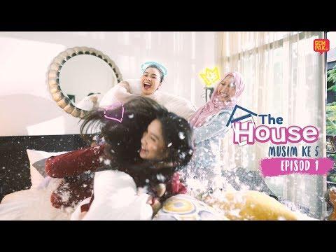 The House Musim 5 (EPISOD 1) - Sarah Suhairi, Sissy Imann & Wani Kayrie Tak Suka Berkongsi?