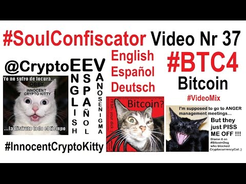SoulConfiscator VideoMix 037 English Español Deutsch #InnocentCryptoKitty Philosophy #BTC4 Bitcoin