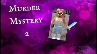 Murder Mystery 2│With the game gem│On roblox│