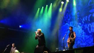 The Offspring Nitro Youth Energy Live at Lokerse Feesten 2017