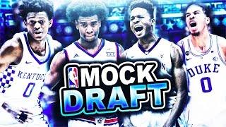 2017 nba mock draft (feat. markelle fultz, lonzo ball, jayson tatum) (pre- lottery) (combine)