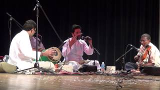 Fr. Paul Poovathingal, Padum Pathiri in Houston, Texas - Carnatic Music YESU NAMAM