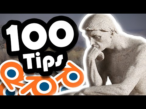 100 Blender 2.8 tips you might not know! (Blender 2.8 tips and tricks)