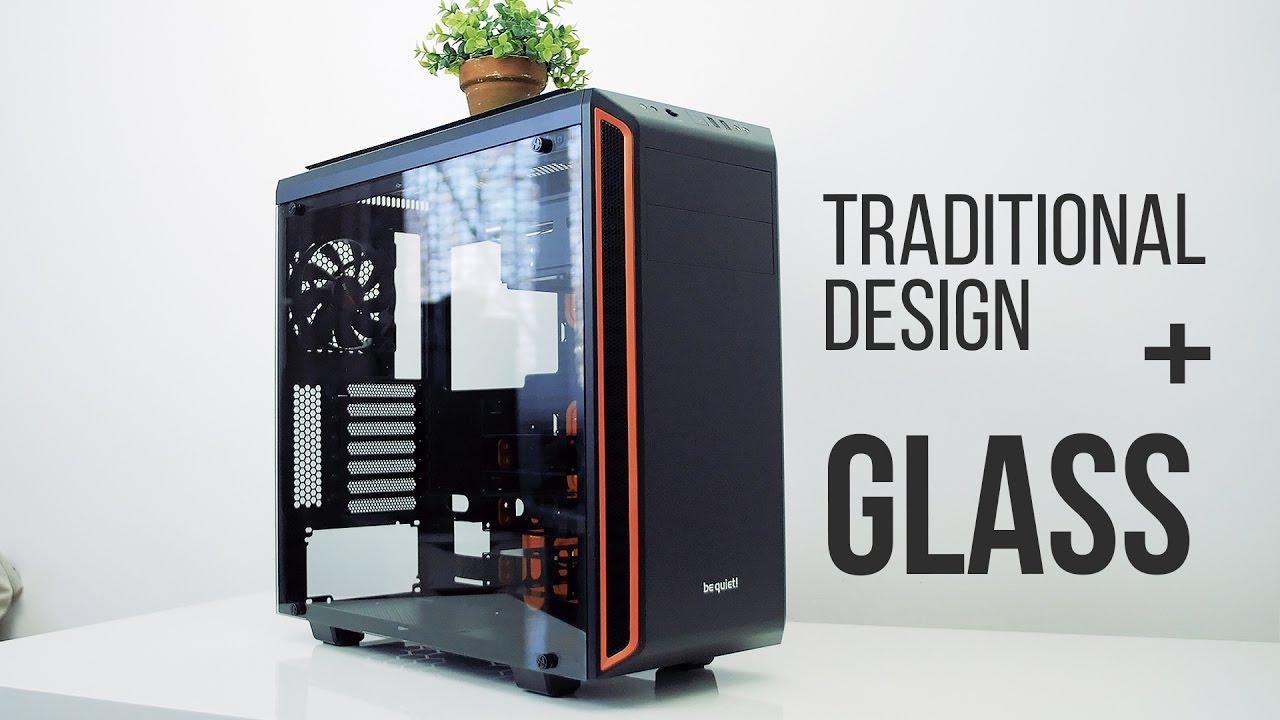 be quiet! Pure Base 600 Window orange a € 84.01 (oggi) | Miglior prezzo su idealo