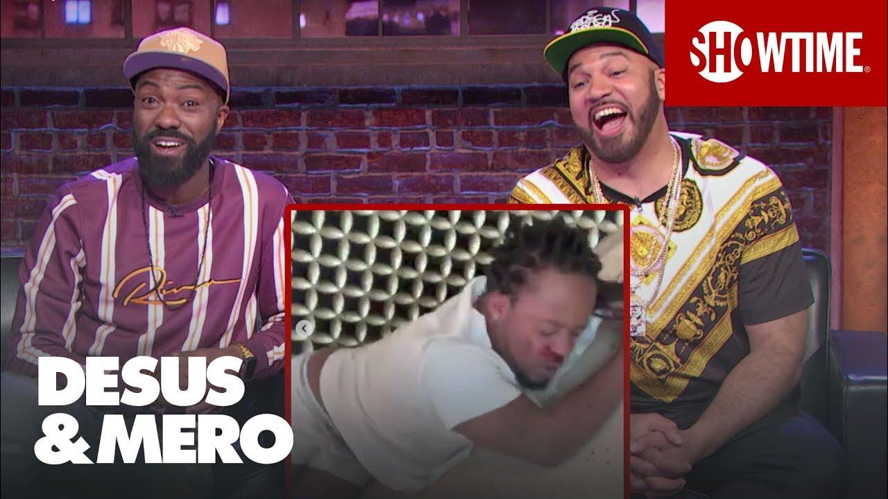 Rap Battle: DaBaby Bodies Cam Coldheart | DESUS & MERO | SHOWTIME
