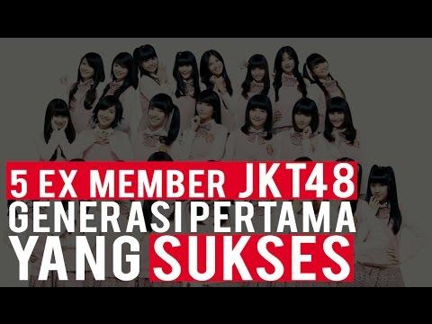 Kisah Sukses 5 Ex Member JKT48 Generasi Pertama