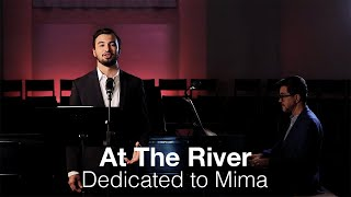 Copland: At The River - Anthony León, Tenor (Dedicated to Mima)
