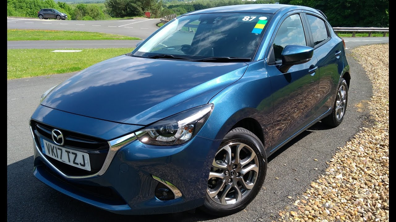 mazda2 gt sport review - youtube