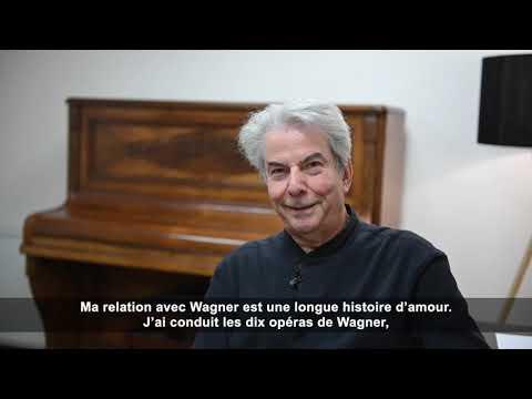 Interview avec le chef Hartmut Haenchen