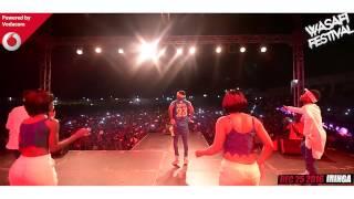 HARMONIZE live performance in Iringa Vodacom Wasafi Festival
