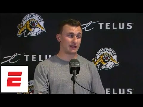 Johnny Manziel after first CFL preseason game: 'I'm not gonna be treated like s---' | ESPN