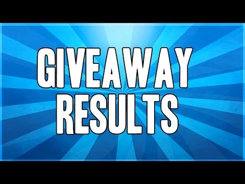 2K Subscribers Minecraft Account Giveaway Results