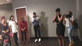 the walls group and fantasia in houston tx 3 18 17