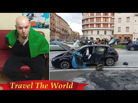 Shooting in Italy as gunman opens fire from a car  - Travel Guide vs Booking