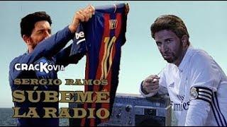 "Crackòvia - El Madrid-Barça a ""Súbeme la radio"" (paròdia de ""Súbeme la radio"" d'Enrique Iglesias)"