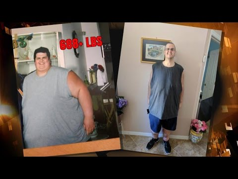 700-Pound Man Loses 400 Pounds: 'I Needed To Make A Drastic Change'