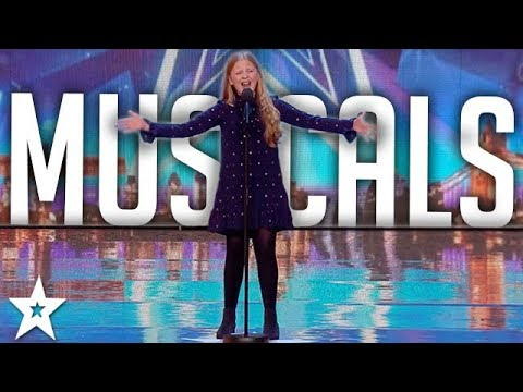Best DISNEY & WICKED Musicals on Got Talent | Got Talent Global