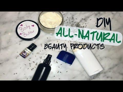 DIY: Healthy, Natural Vegan Beauty Products!