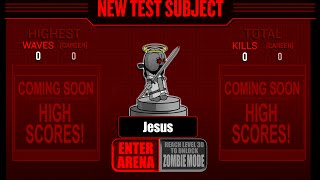 mADNESS PROJECT NEXUS JESUS MOD