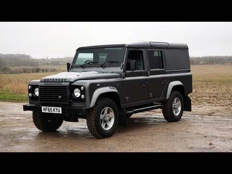 2015 Land Rover Defender 110 XS Utility