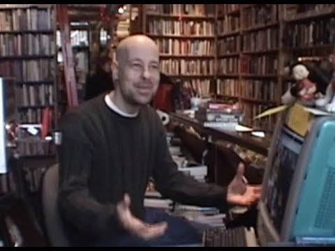 Myopic Used Book Store In Wicker Park Chicago Owner Interview In 2000