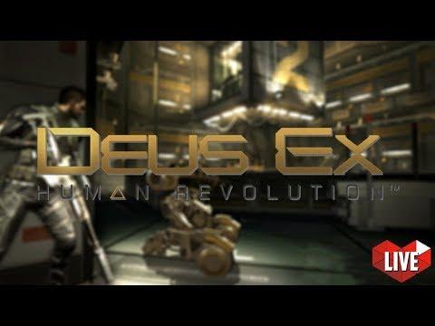 Download Deus Ex: Human Revolution - Cyborg Cop!