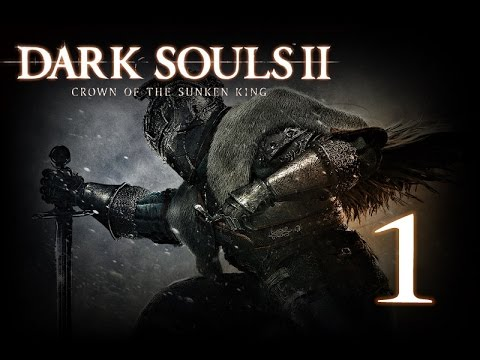 Dark souls 2 DLC Crown Of The Sunken King [Город Шульва #1]
