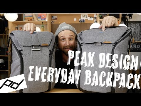 Peak Design Everyday Backpack Massive Review