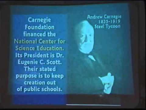 Creation Science Evangelism   Kent Hovind   Debate 15   Thre