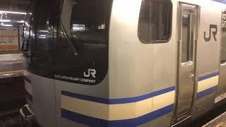 【数年後に引退?】JR東日本 横須賀線 普通久里浜行き E217系Y-141編成 品川駅発車