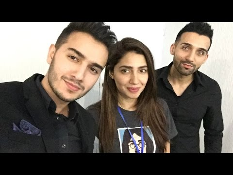 WE PERFORMED LIVE With MAHIRA KHAN