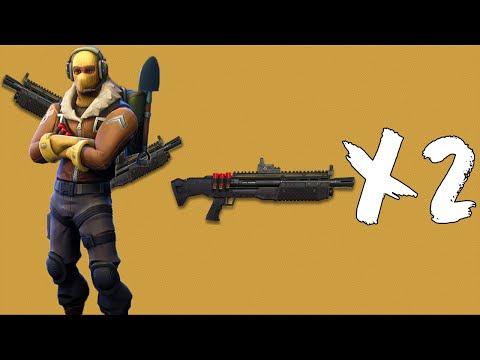 Heavy Shotgun ONLY! How Far Can it Shoot?